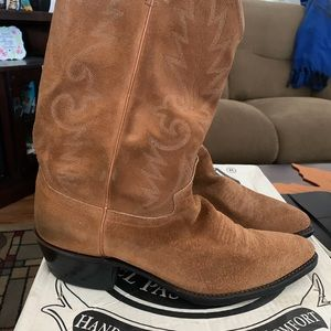 Dan Post Boots used men's boots size 11